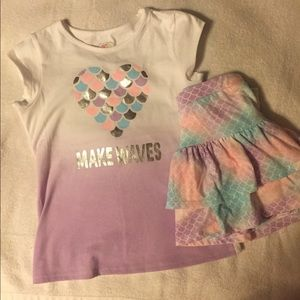 Brand new without tags matching set